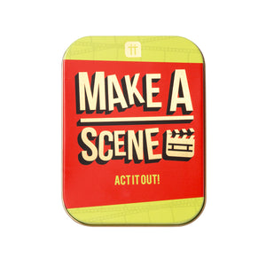 Make a Scene In a Tin