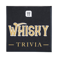 Tipple Trivia Pos Unit Including 3 Titles; Wine Trivia, Whiskey Trivia, Gin Trivia