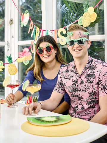 Tropical Fiesta Paradise Sunnies