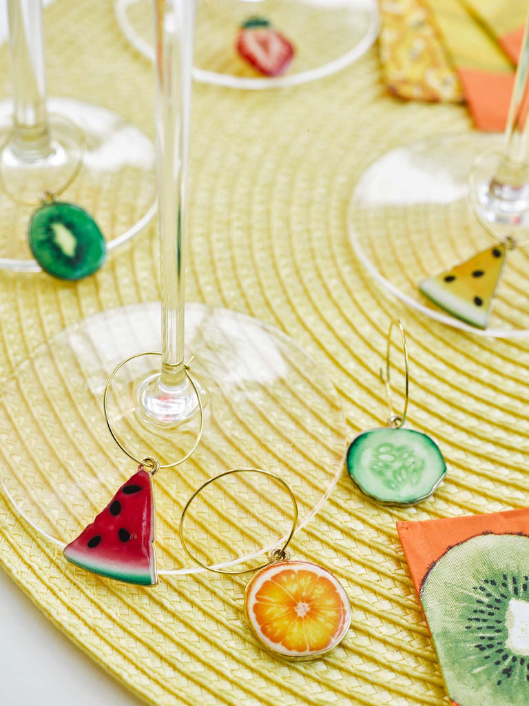Tropical Fiesta Drinks Markers