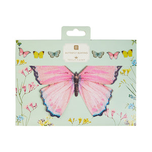Truly Fairy Butterfly Bunting