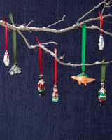 Russian Doll Glass Tree Decoration