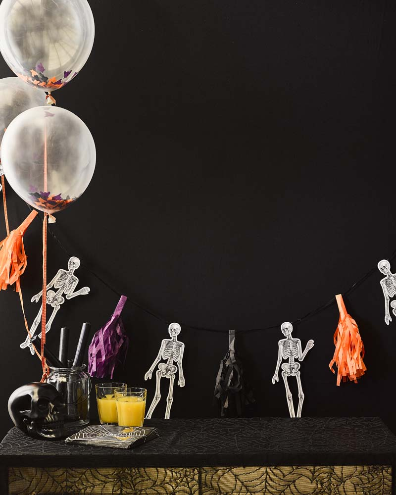 Skeleton Crew Balloon