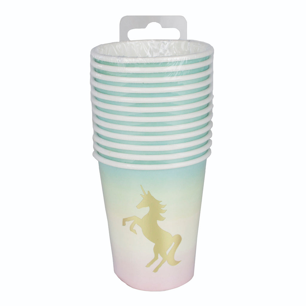 We ♥ Unicorns Paper Cups