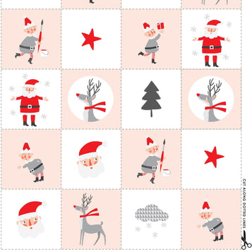 Printable - Waiting for Santa
