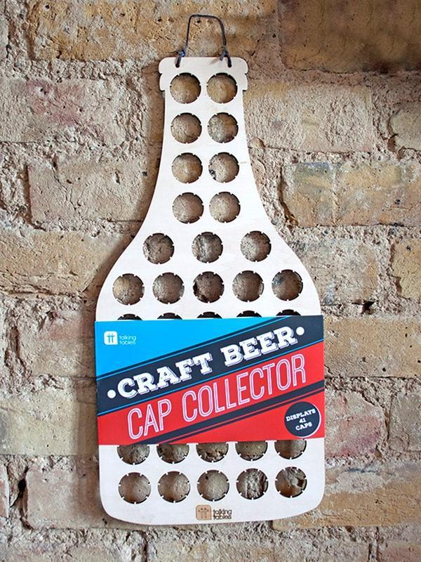 Craft Beer Cap Collector