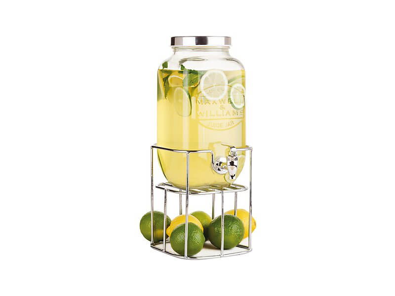 MW OLDE ENGLISH JUICE JAR WITH STAND 3.5L GB
