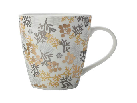 Yuletide Mug 400ML Evergreen