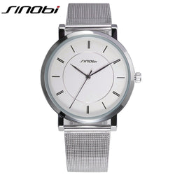 SINOBI Casual Quartz Unisex Watches