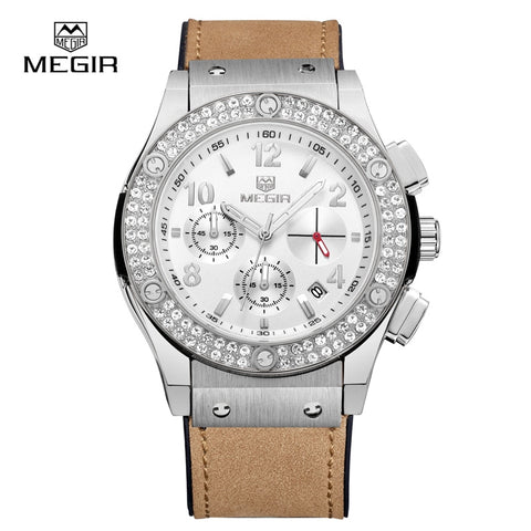 MEGIR Chronograph Women's Quartz Watch
