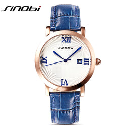 SINOBI Street Style Unisex Quartz Watches
