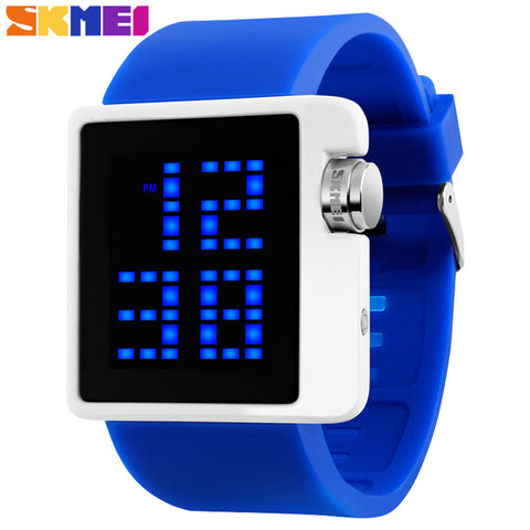 SKMEI Women's Sports Digital LED Watch