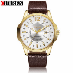 CURREN Men's Business Watches