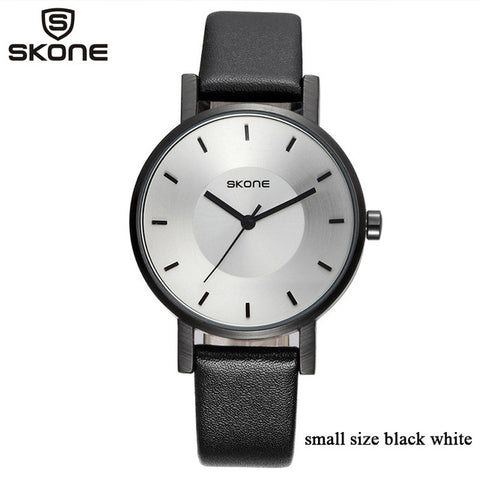 SKONE Quartz Watches Fashion Men Women