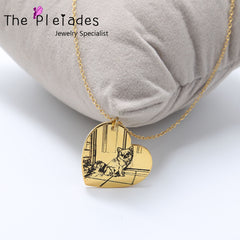 Image of The Pleiades 925 Sterling Silver Engraved Your Deal Photo