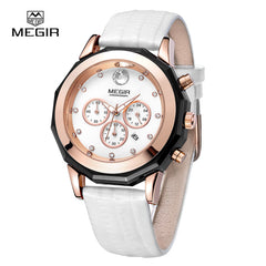 MEGIR Luxury Woman/Ladies Watches
