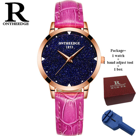 RONTHEEDGE Quartz Watch for Women
