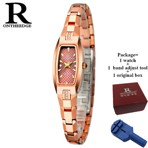 RONTHEEDGE Fashion Quartz Women Watches