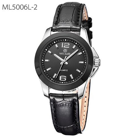 Original Montre Femme Dress Watch Women Genuine Leather FREE SHIPPING