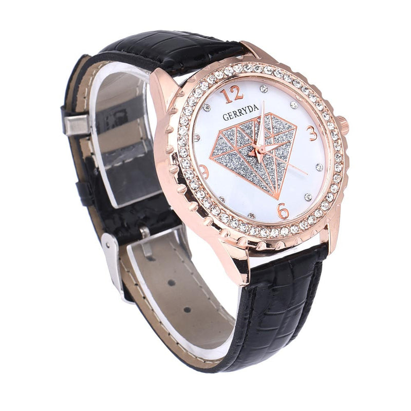 Women Contracted Fashion Quartz Watch