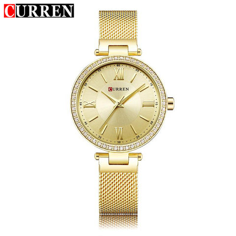 CURREN Women Quartz Watches