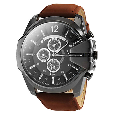Essential  Hot High Quality Men's Fashion Leisure Sports Watch V6
