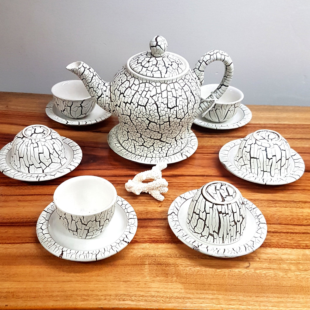 Tea Set -6cups
