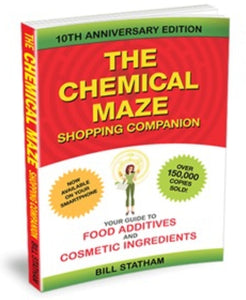The Chemical Maze Book