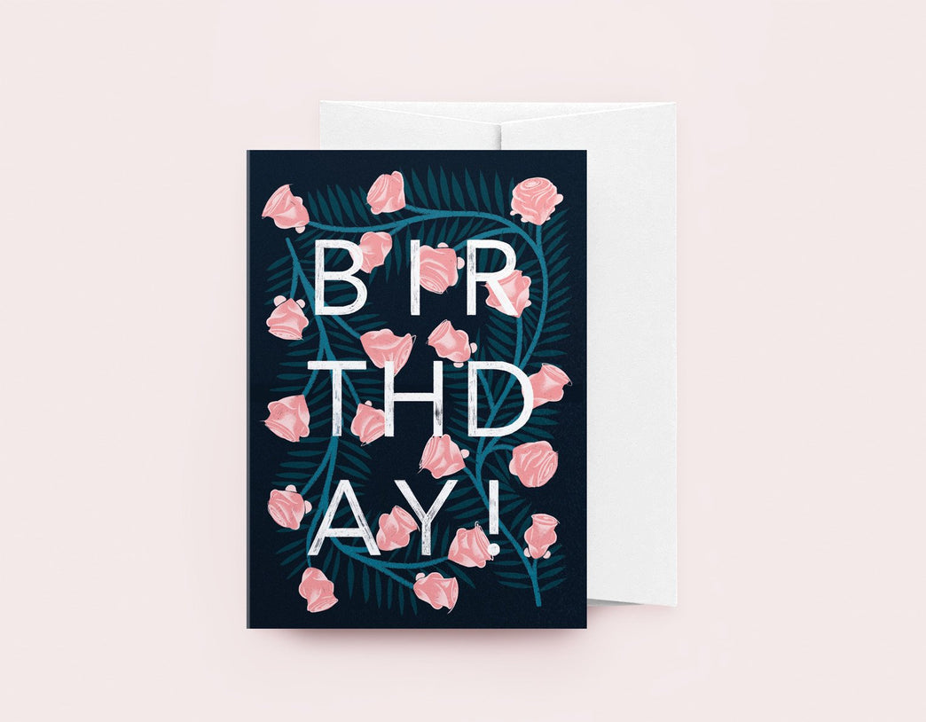 Birthday - Florals