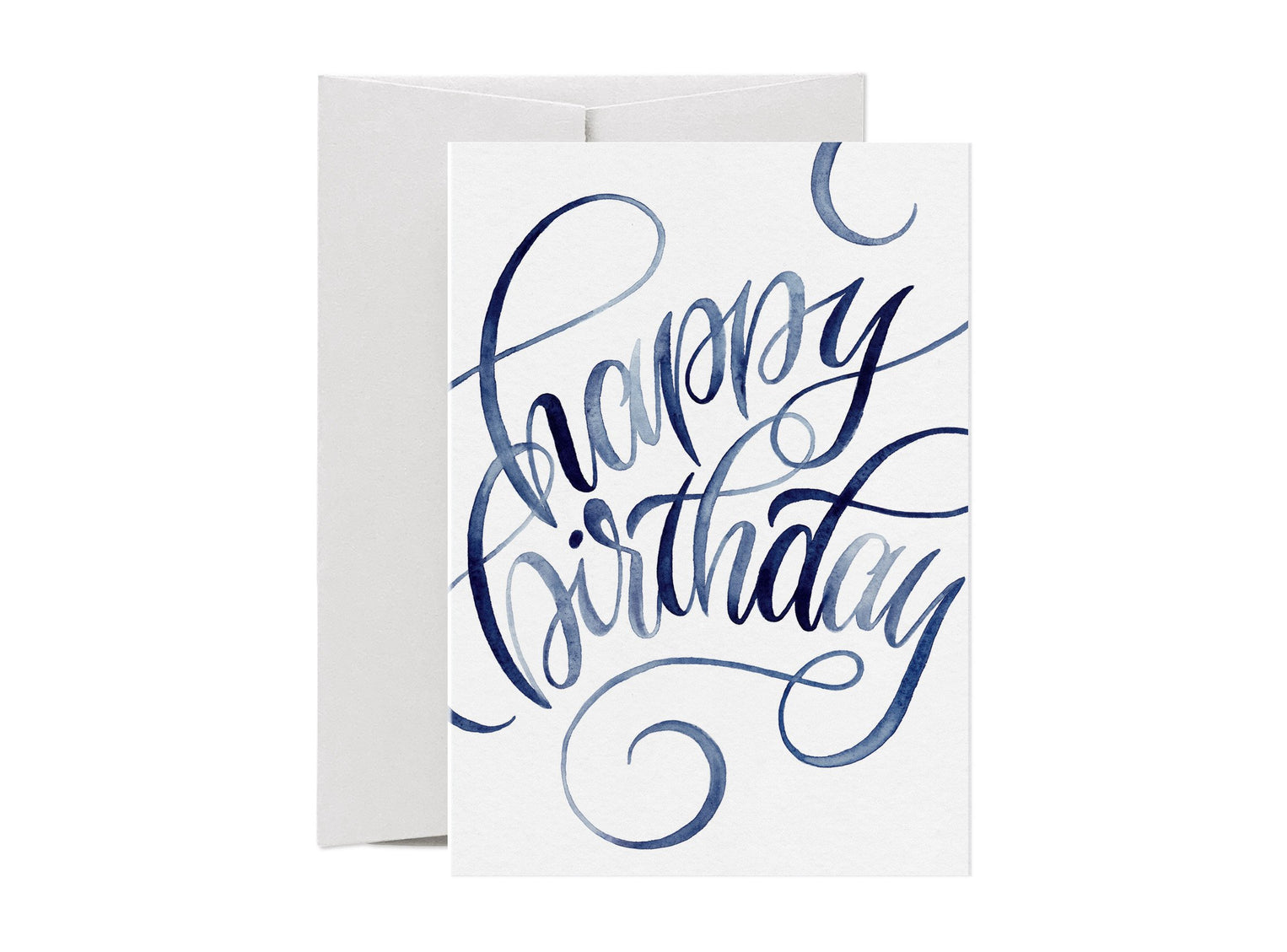 Happy Birthday - Love Lettering