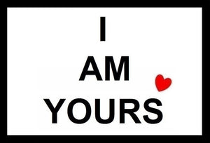 I am Yours SayIt