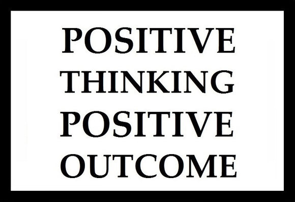 Positive Thinking Positive Outcome SayIt