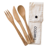 Reusable Drinking Straws and Cutlery