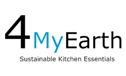 4 My Earth Reusable Food Covers and Pouches