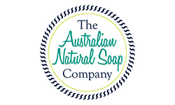 The Australian Natural Soap Company Logo