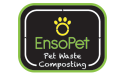 EnsoPet Pet Waste Composting Units