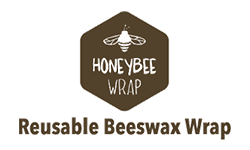 Honey Bee Reusable Beeswax Wraps