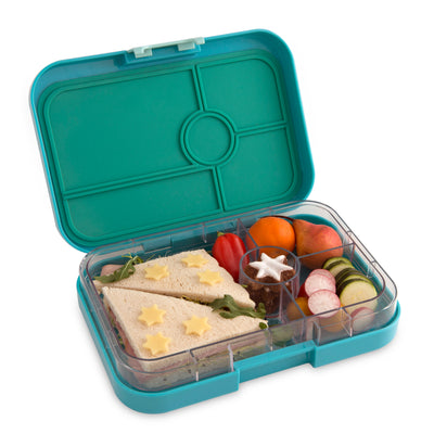 Yumbox Leakproof Lunchbox Tapas 4 Compartment - Antibes Blue