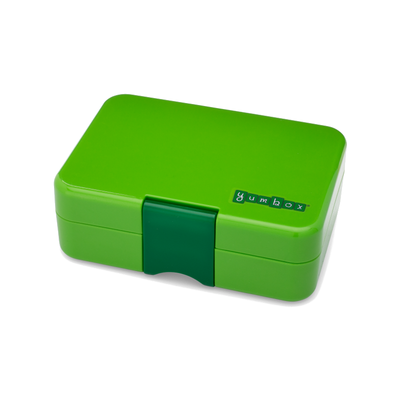 Yumbox Leakproof Lunchbox Mini Snack Avocado Green Closed