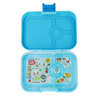Yumbox Leakproof Lunchbox Panino Blue Fish Open