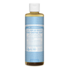 Dr. Bronner's Pure Castile Soap Liquid 8oz/237 ml - Baby Unscented