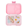 Yumbox Panino Leakproof Lunchbox Hollywood Pink Open