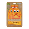 Little Mashies Reusable Squeeze Pouch 130ml 2 Pack - Orange