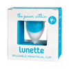 Lunette Reusable Menstrual Cup - Clear