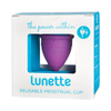 Lunette Reusable Menstrual Cup - Purple
