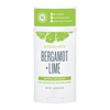 Schmidt Natural Deodorant Stick Bergamot and Lime