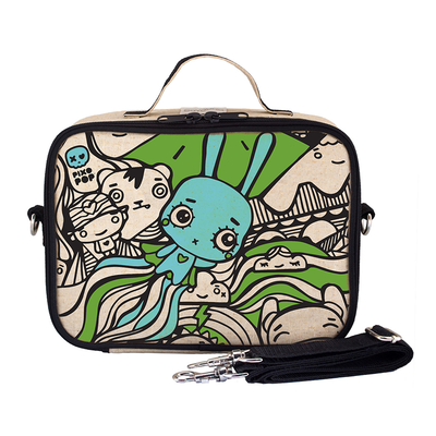 So Young Insulated Lunchbox -  Pixopop Bunny