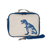 So Young Insulated Lunchbox -  Blue Dino