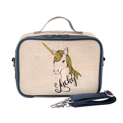 So Young Insulated Lunch Box Lucky Unicorn