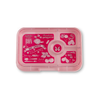 Yumbox Tapas 4 Compartment Interchangeable Tray - Hot Pink